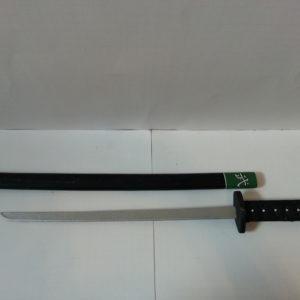 Green Ninja Sword