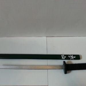 Dark Green Sword