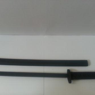 Black Ninja Sword