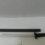 Gray Ninja Sword
