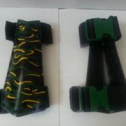 Green Gauntlets
