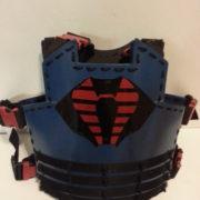 Red Cobra Armor