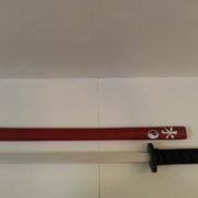 Red Fire Sword