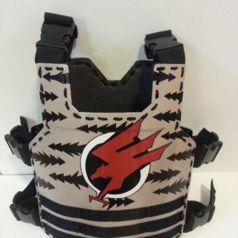 Red Hawk Armor