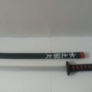 Red Ninja Sword