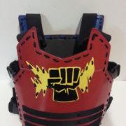 Red Thunder Armor