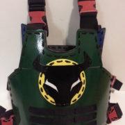 Yellow Bull Armor