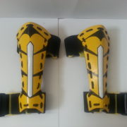 Yellow Gauntlets